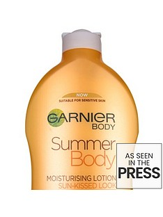 garnier-garnier-summer-body-hydrating-gradual-tan-moisturiser-400ml