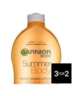 garnier-garnier-summer-body-hydrating-gradual-tan-moisturiser-400ml