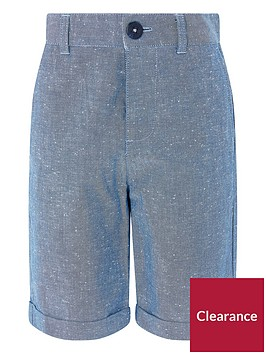 monsoon-don-chambray-nepp-short