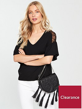 v-by-very-lace-shoulder-detail-top-blacknbsp
