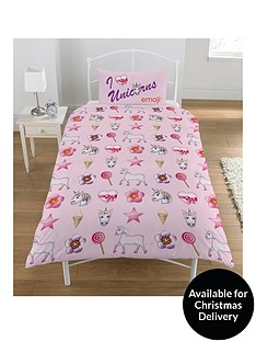 emoji-emoji-mermaids-v-unicorn-single-duvet-set