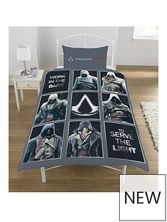 assassins-creed-legacy-single-duvet-cover-set