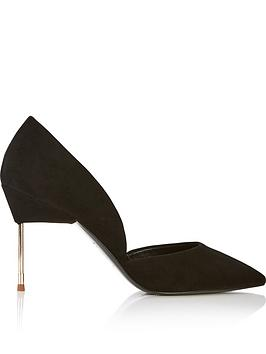 kurt-geiger-london-bond-90mm-suede-heels--black