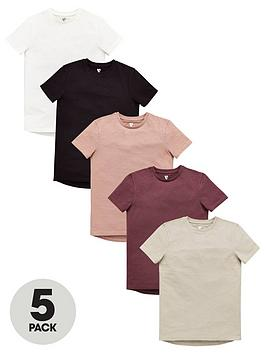 v-by-very-5-pack-fashion-short-sleeved-tees