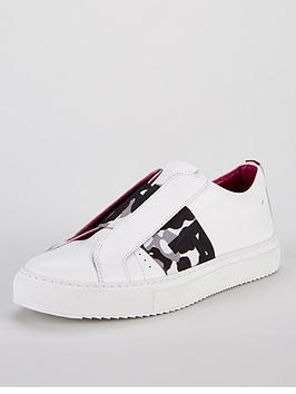 boss-uptown-low-cut-leather-trainer-white
