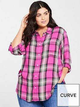 levis-plus-levi039s-plus-ryan-1-pocket-boyfriend-check-shirt