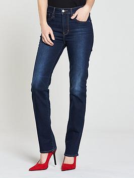 Levi'S 724 High Rise Straight Jean