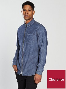 jack-jones-jack-jones-originals-mason-zip-up-denim-shirt
