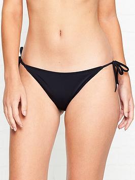 calvin-klein-intense-power-logo-cheeky-side-tie-bikini-bottomsnbsp--black
