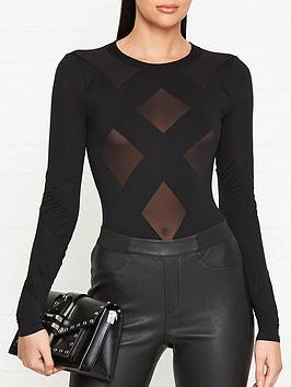 wolford-anita-net-pattern-bodysuit-black
