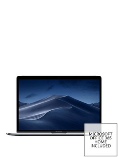 apple-macbook-pro-2018-15-inch-with-touch-bar-22ghz-6-core-8thnbspgen-intel-core-i7-16gb-ram-256gb-ssd-with-ms-office-365-home-included-ndash-space-grey