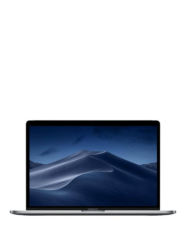 MacBook Pro (2018) 15 inch with Touch Bar, 2 2GHz 6-core 8th Gen Intel Core  i7, 16Gb RAM, 256Gb SSD with optional MS Office 365 Home – Space Grey