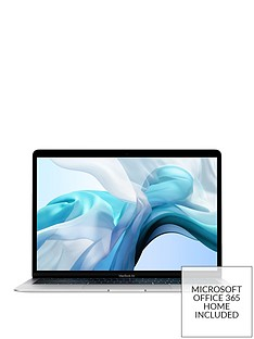 apple-macbook-air-with-retina-display-2018-133in-16ghz-intelreg-coretrade-i5-processornbsp8th-gen-8gbnbspram-128gbnbspssd-touch-id-with-ms-office-365-home-includednbsp--silver