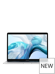 apple-macbook-air-with-retina-display-2018-133in-16ghz-intelreg-coretrade-i5-processornbsp8th-gen-8gbnbspram-128gbnbspssd-touch-id-with-optional-microsoft-office-365-home-silver