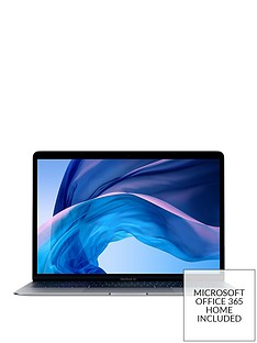 apple-macbook-air-with-retina-display-2018-133in-16ghz-intelreg-coretrade-i5-processornbsp8th-gen-8gbnbspram-128gbnbspssd-touch-id-with-ms-office-365-home-included-space-grey