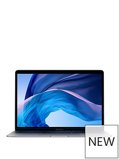 apple-macbook-air-with-retina-display-2018-133in-16ghz-intelreg-coretrade-i5-processornbsp8th-gen-8gbnbspram-128gbnbspssd-touch-id-with-optional-microsoft-office-365-home-space-grey