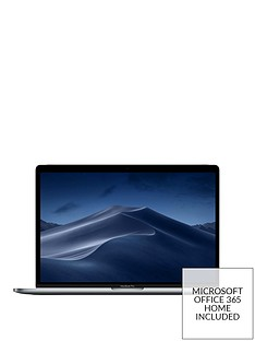 apple-macbooknbsppro-2018-15-inch-with-touch-bar-26ghz-6-core-8th-gen-intelregnbspcoretradenbspi7-processor-16gb-ram-512gbnbspssdnbspwith-ms-office-365-home-included-space-grey