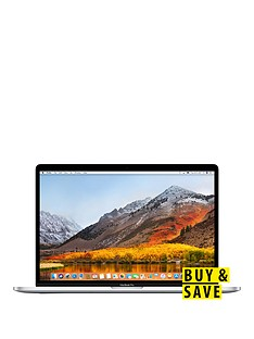 apple-macbooknbsppro-2018-15-inch-with-touch-bar-22ghznbsp6-corenbsp8th-gennbspintelregnbspcoretradenbspi7-processornbsp16gbnbspramnbsp256gbnbspssdnbspwith-optional-ms-office-365-homenbsp--silver