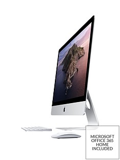 apple-imacnbsp2019-27-inch-with-retina-5k-display-30ghz-6-core-8th-generation-intelreg-coretrade-i5-processor-1tb-fusion-drive-with-ms-office-365-home-included-silver