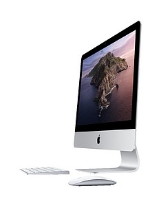 apple-imacnbsp2019-215-inch-with-retina-4k-display-36ghz-quad-core-8th-gen-intelreg-coretrade-i3-processor-1tb-hard-drive-with-optionalnbspmicrosoftnbsp365-family-1-year-silver