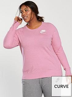 nike-sportswear-gym-vintage-crew-top-plus-size-pinknbsp