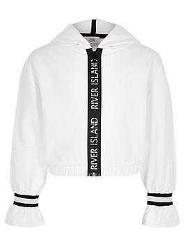 river-island-girls-white-tape-trim-hoodie