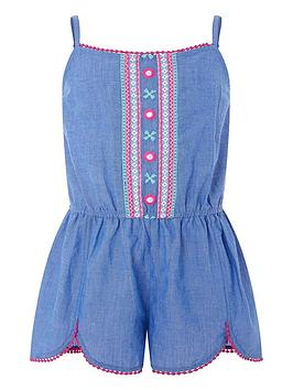 accessorize-girls-chambray-mirror-playsuit
