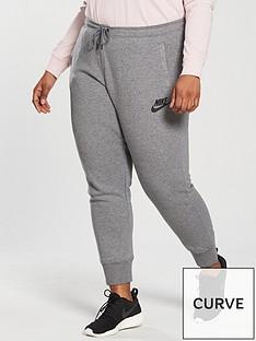 3a12c31917c Nike Sportswear Rally Jog Pant (Curve) - Grey Heather