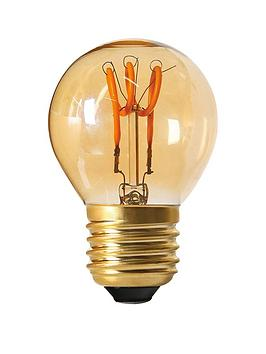 girard-sudron-2w-e27-golfball-led-filament-loops-amber
