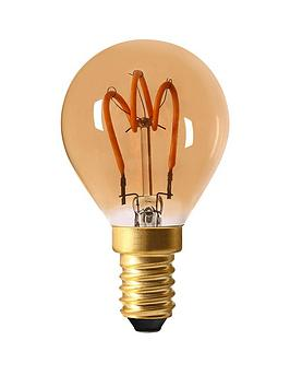 girard-sudron-2w-e14-golf-ball-screw-cap-bulb-with-looped-led-filament