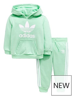 adidas-originals-adidas-originals-baby-girls-trefoil-hooded-tracksuit