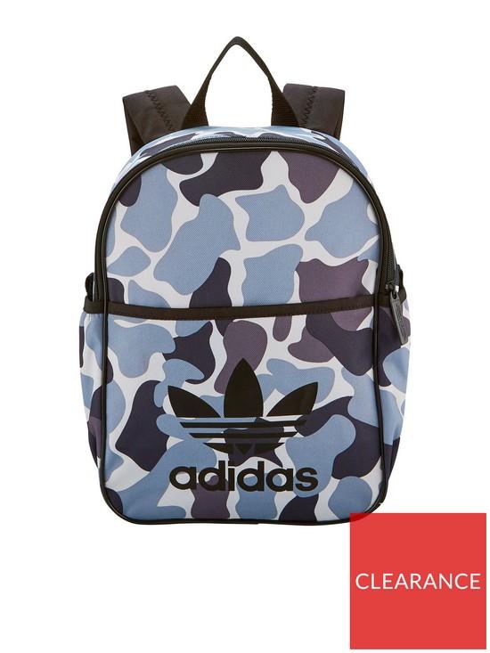 693038a4897 adidas Originals Kids Camo Backpack   very.co.uk