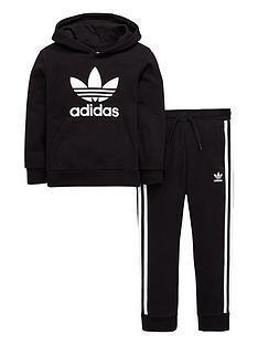 adidas-originals-adidas-originals-younger-boys-trefoil-hoodie-suit