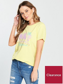 v-by-very-california-palm-tree-t-shirt-yellow