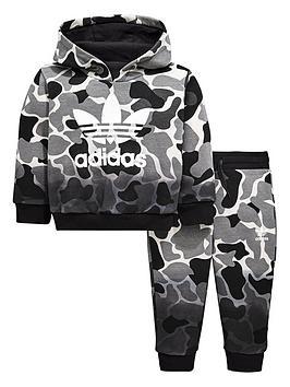 adidas-originals-adidas-originals-baby-boys-trefoil-fz-hooded-tracksuit