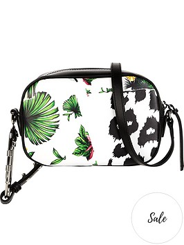 versus-versace-tropical-collage-safety-pin-cross-body-bag-blackmulti