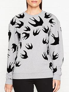 mcq-alexander-mcqueen-classic-swallow-sweatshirt-grey