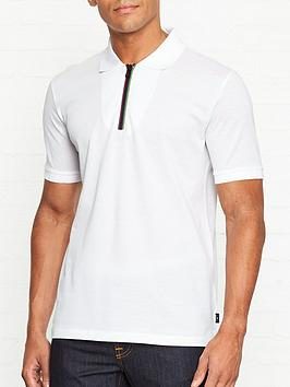 ps-paul-smith-contrast-zip-polo-shirt-white