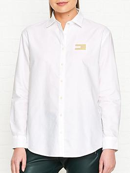 tommy-hilfiger-icon-girlfriend-shirt-white