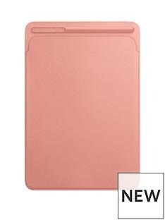 apple-ipadnbsppronbsp105-inch-leather-sleevenbsp--pink-fuchsia