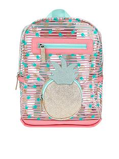 accessorize-girls-pineapple-jelly-backpack