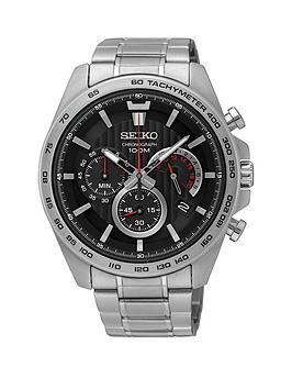 seiko-seiko-black-chronograph-dial-stainless-steel-strap-mens-watch