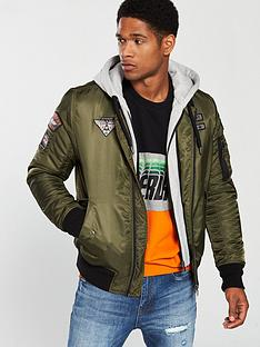 superdry-patch-rookie-flight-bomber