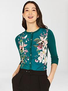 oasis-woven-front-cardigan-green