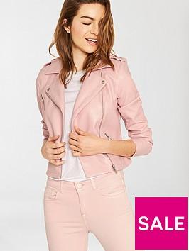 oasis-lucy-faux-leather-biker-jacket--pinknbsp