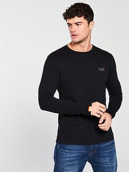 superdry-orange-label-vintagenbspembroidered-t-shirt-black