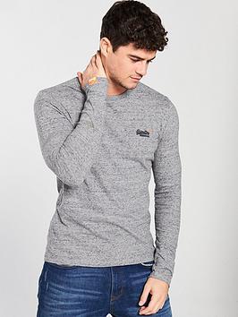 superdry-orange-label-vintagenbspembroidered-t-shirt-grey-marl