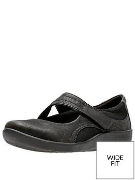 clarks-wide-fit-sillian-bella-mary-jane-shoe-black