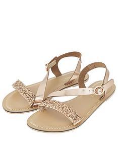 accessorize-katie-asymmetricnbspflat-sandal-rose-gold