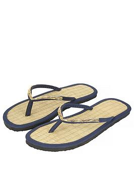 accessorize-san-francisco-beaded-flip-flop-navy
